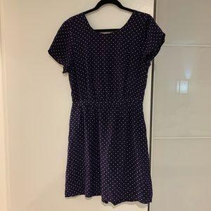 Madewell Cross-back Dress